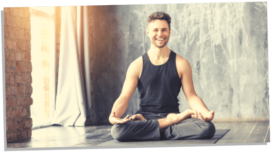 a man and his divine masculine awakening
