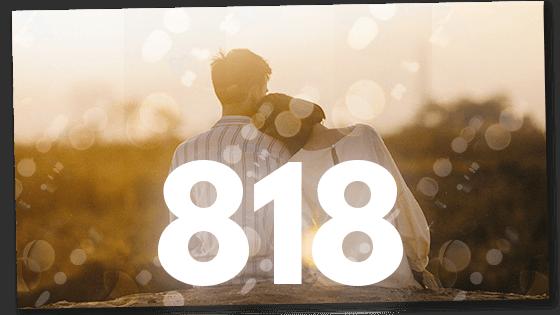818 twin flames