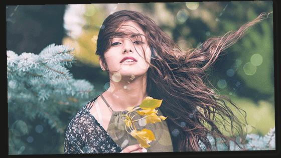 woman with enhanced creativity as a symptom of her divine feminine awakening