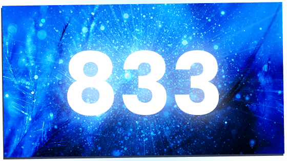 spiritual 833