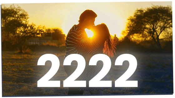 twin flame reunion with 2222