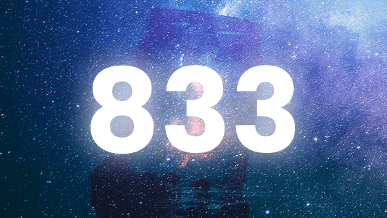 love and 833