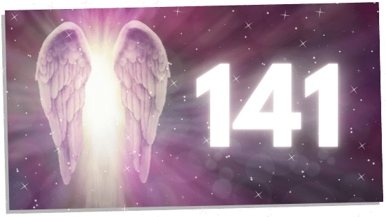 angel number 141 and wings
