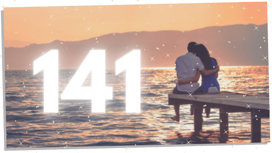 twin flame number 141