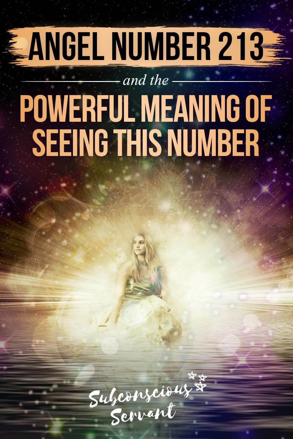 Angel Number 213 & The Important Meaning Of Seeing This Number