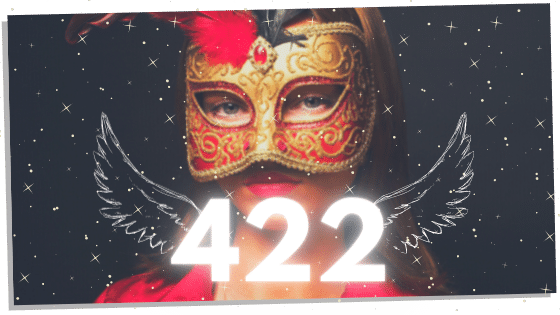 422 on a mask