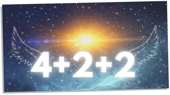 422 in numerology