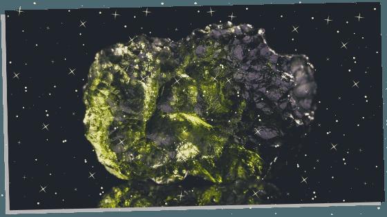 Activating Moldavite