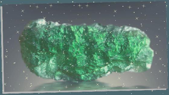 Charged Moldavite