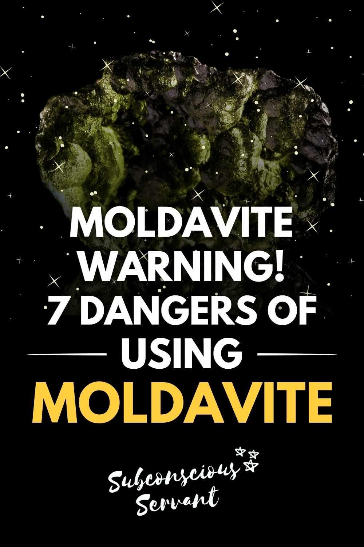 Moldavite Warning! 7 Dangers Of Using Moldavite