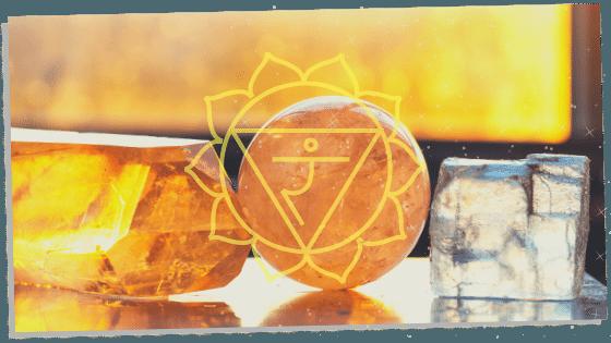 crystals for unblocking the solar plexus chakra