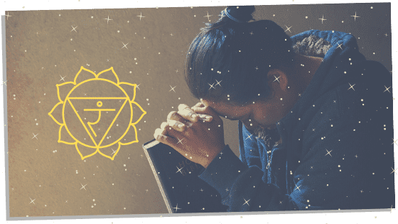 a symptom of a opening solar plexus chakra opening