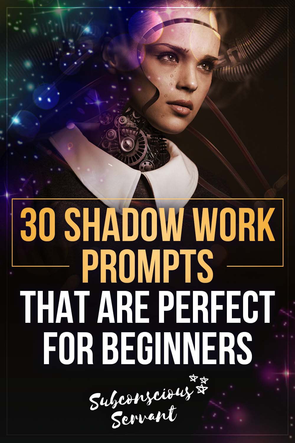 30 Shadow Work Prompts [That Are Perfect For Beginners]