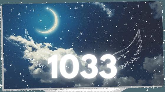 Angel Number 1033