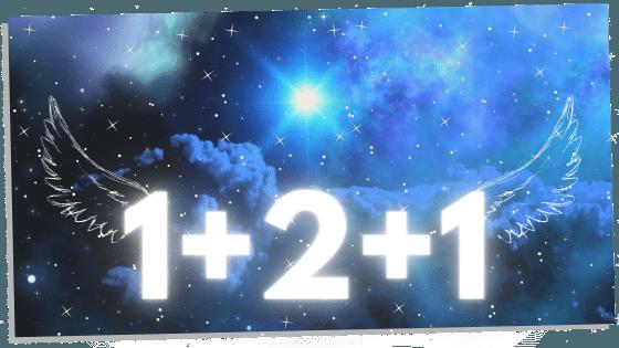 Number 121 broken down in numerology