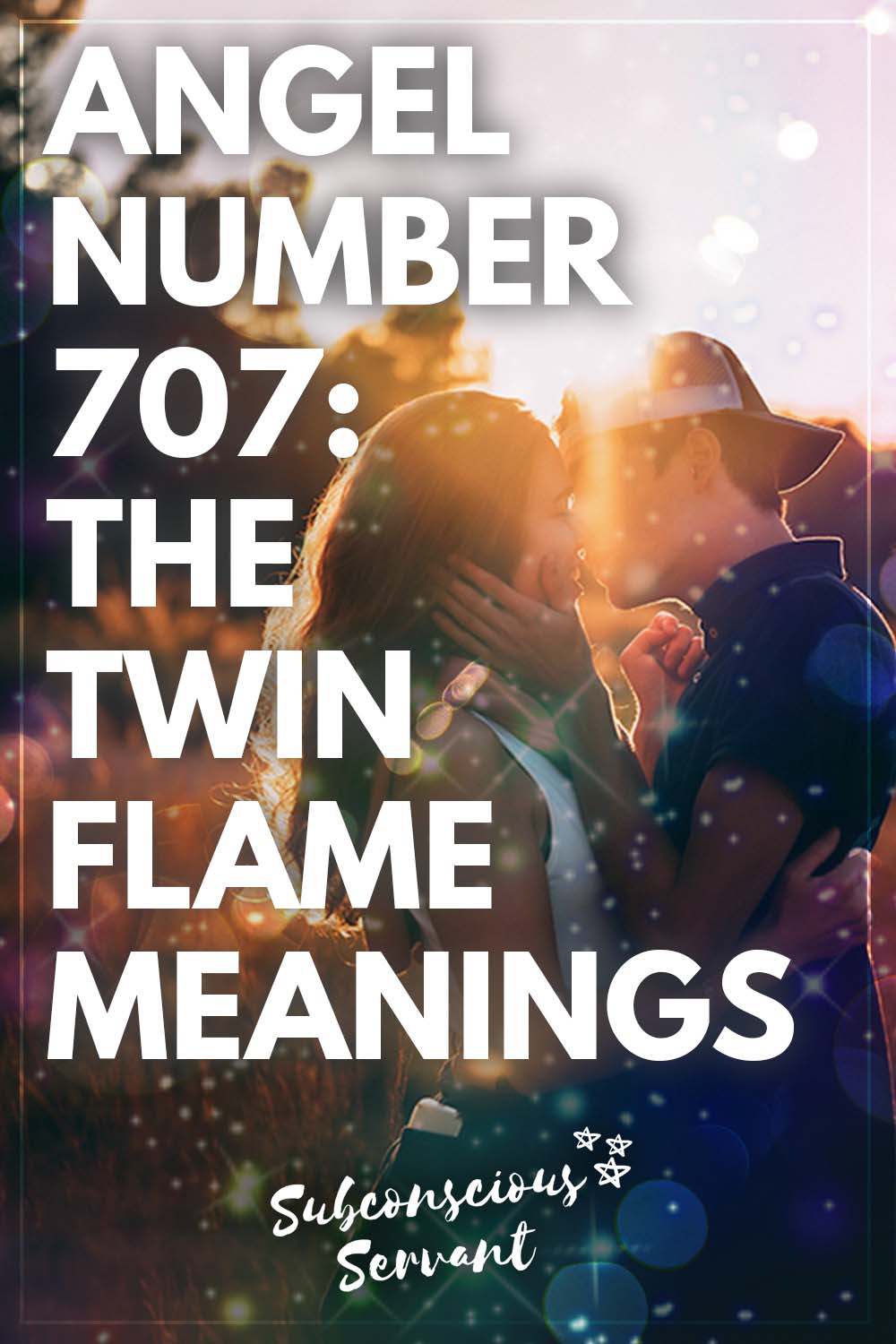 Angel number 707: The Twin Flame Meanings