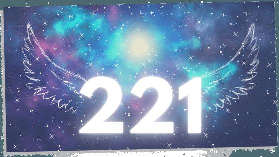 Angel Number 221