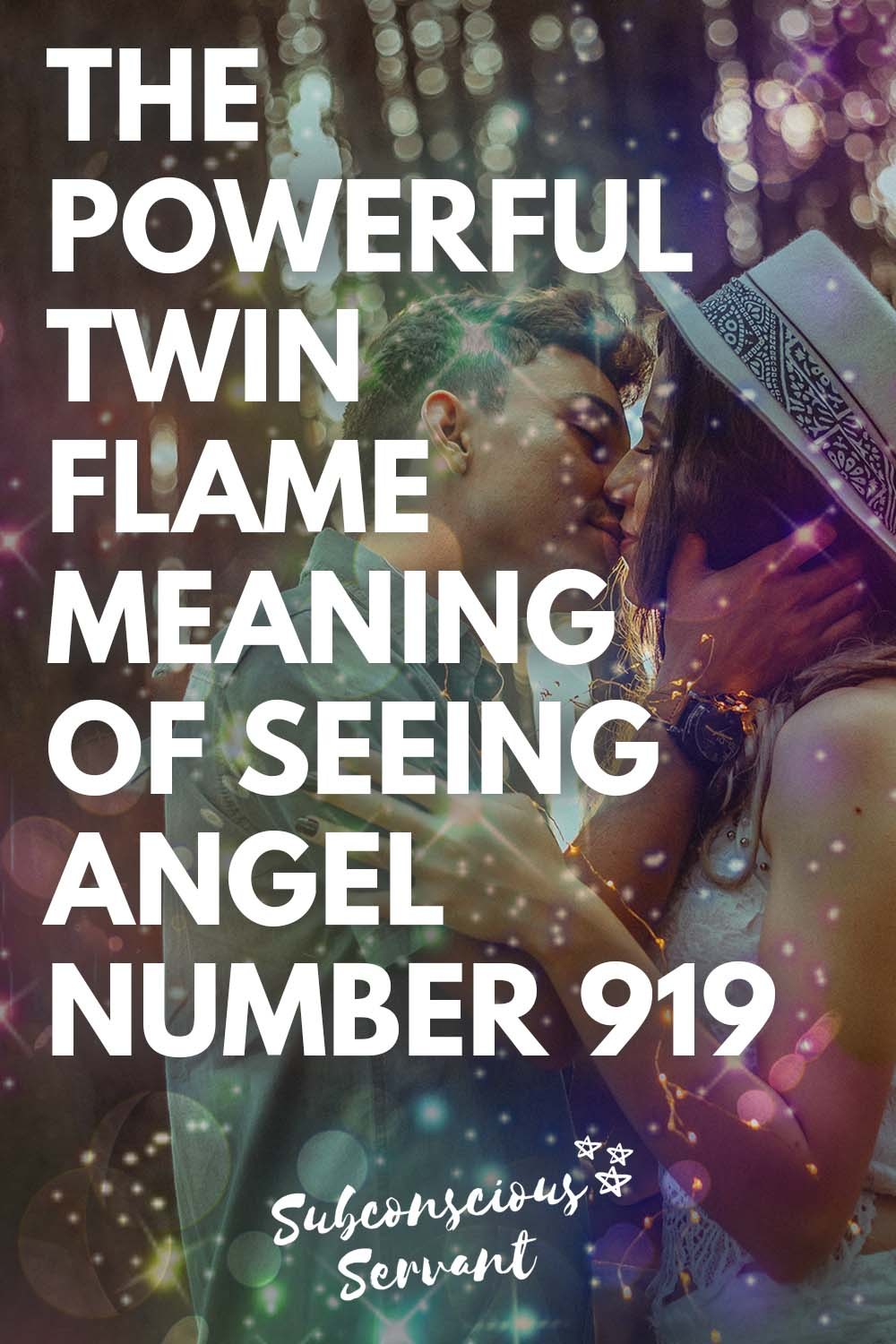 The Powerful Twin Flame Meanings Of Seeing Angel Number 919