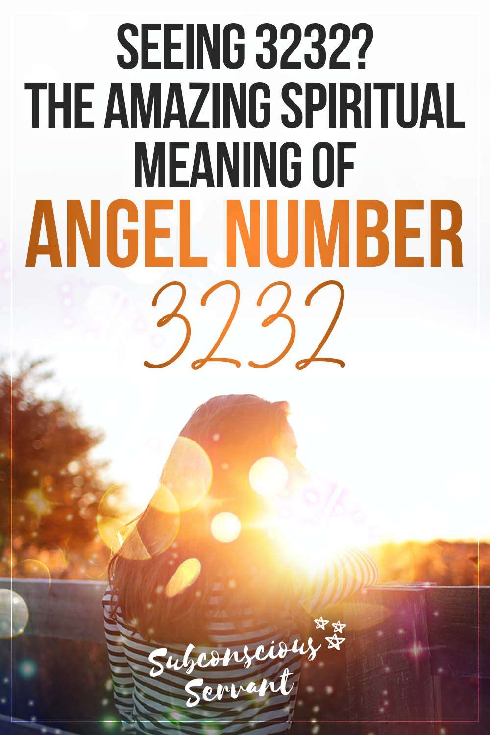 Seeing 3232? The Amazing Spiritual Meaning of Angel Number 3232