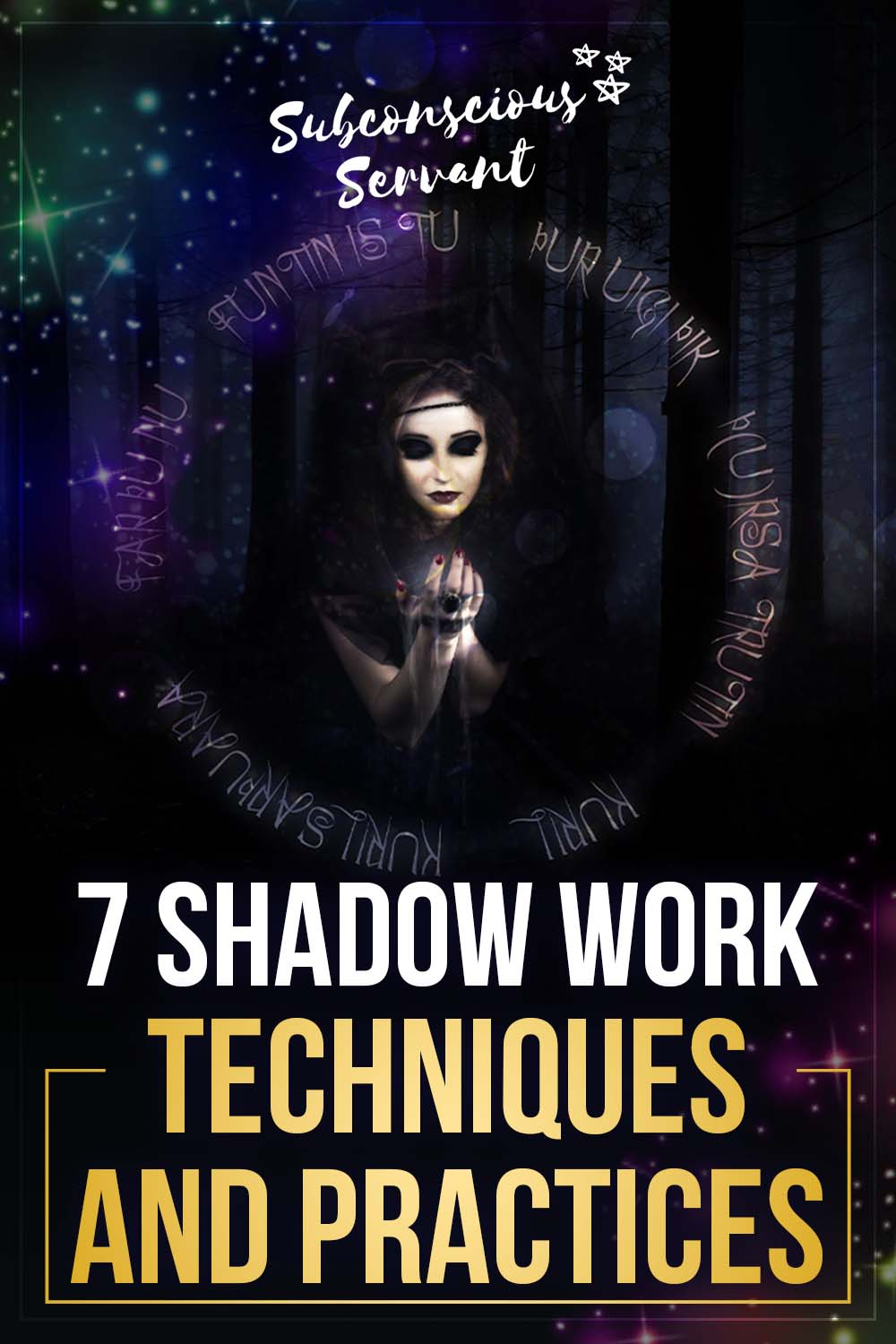 7 Powerful Shadow Work Techniques and Practices