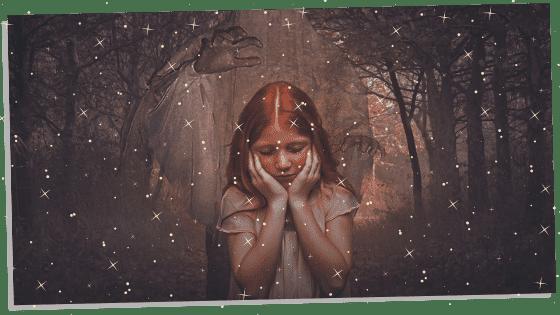 Shadow work practice of healing your inner child