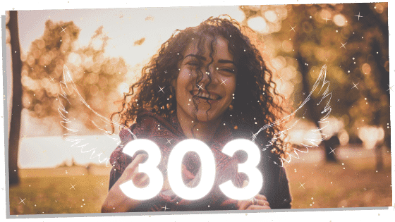 303 twin flame number