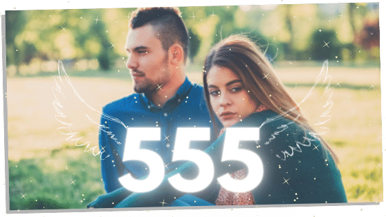555 and twin flame separation