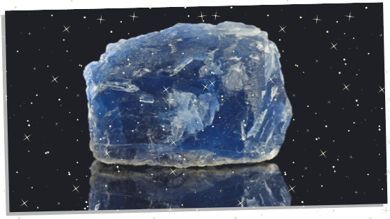 using fluorite for it's metaphysical properties