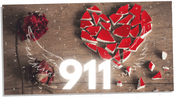 911 twin flame separation